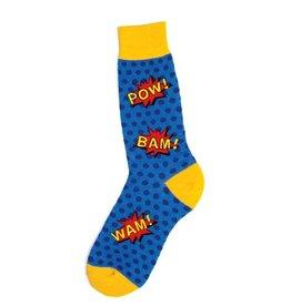 Foot Traffic Mens BAM! Socks Socks