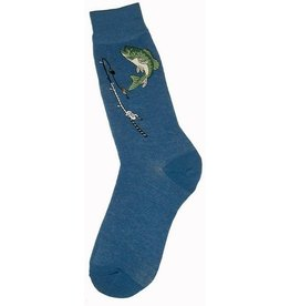 Foot Traffic Mens Fishing Socks