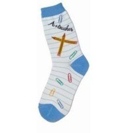 Foot Traffic Womens School Socks