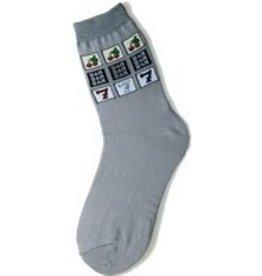 Foot Traffic Womens Lucky Slots Socks