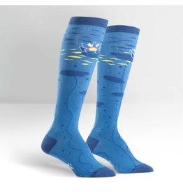 Sock it to Me SITM Women's Water Lily Socks