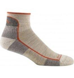 Darn Tough Mens Merino Wool 1/4 Top Cushion Oatmeal