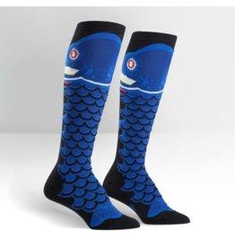 Sock it to Me SITM Women's Fish Kite Socks