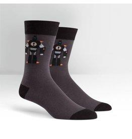 Sock it to Me SITM Men's Bring It Bot Socks