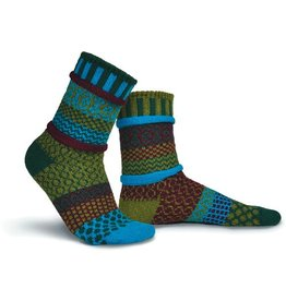 Solmate Solmate Adult Crew Socks Luna Small