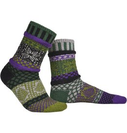Solmate Solmate Adult Crew Socks Balsam Medium