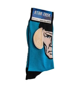 Star Trek Spock w/Ears Crew Sock