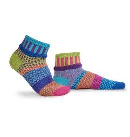 Solmate Solmate Adult Ankle Socks Lily Medium