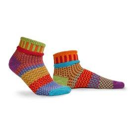 Solmate Solmate Adult Ankle Socks Primrose