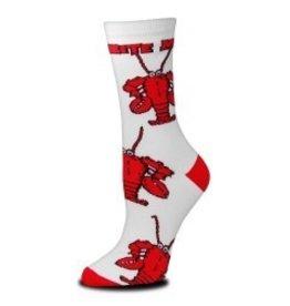 For Bare Feet Womens Bite Me Socks