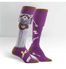 Sock it to Me SITM Women's Lil' Rascal Racoon Socks