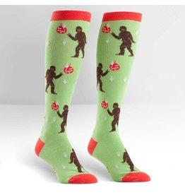 Sock it to Me SITM Women's Disco Bigfoot Socks