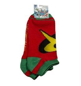 DC Robin Logo Ankle Socks
