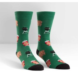 Sock it to Me SITM Beer Can Chicken Socks