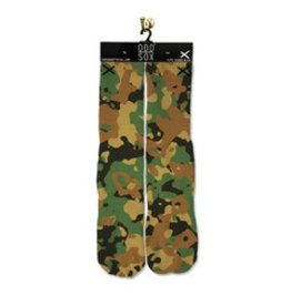 Odd Sox Odd Sox Woodland Camo Socks