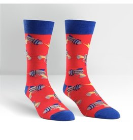 Sock it to Me SITM Men's Rayguns Socks