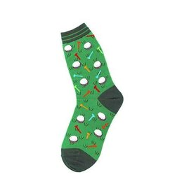 Foot Traffic Womens Golf Socks