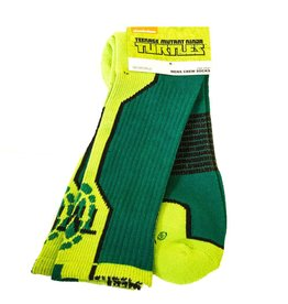 Teenage Mutant Ninja Turtles TMNT Athletic Crew Sock