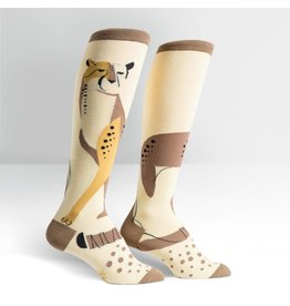 Sock it to Me SITM Women's Cheetah Pet Socks