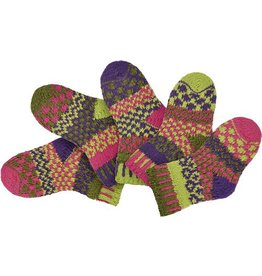 Solmate Solmate Baby Grasshopper Socks 0-6 Months