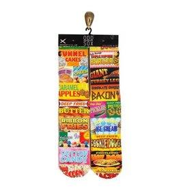 Odd Sox Fair Food Socks