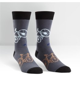 Sock it to Me SITM Men's Large Bikes Socks
