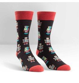 Sock it to Me SITM Men's Robosock Socks