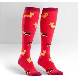 Sock it to Me SITM Women's Corgi Socks