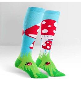 Sock it to Me SITM Women's Toadstool Socks