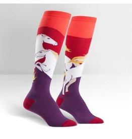 Sock it to Me SITM Women's Wild Horse Socks