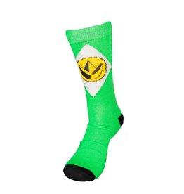 Power Rangers Green Ranger Crew Socks