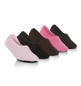 Worlds Softest Solid Cozy Slippers