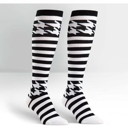Sock it to Me SITM Women's Mondo Guerra Houndstooth Socks
