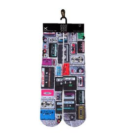 Odd Sox Mix Tapes Socks