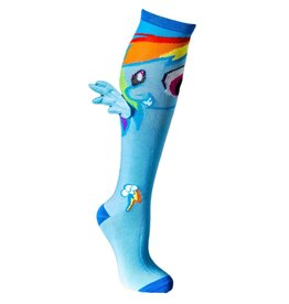My Little Pony Rainbow Dash With Wings Knee High Socks