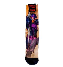 Marvel Hawkeye Sublimated Crew Socks