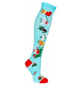 Sock it to Me SITM Jingle Cats Socks