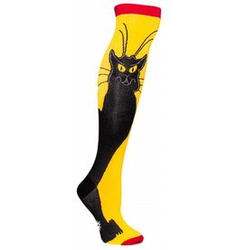 Sock it to Me SITM Women's Chat Noir Socks