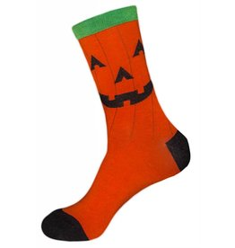 Foot Traffic Womens Pumpkin Socks