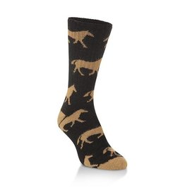 World's Softest Socks Women's Horsing Around Socks