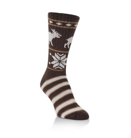 World's Softest Socks Women's Moosin-Up Socks