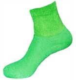 Dr. Allay Women's Diabetic Quarter Top Socks - Solid Color