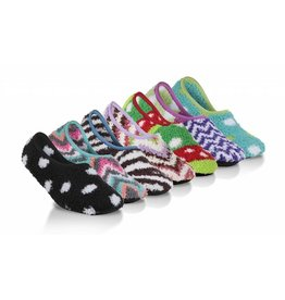 Women's Cozy Slippers Patterns