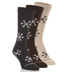 Women's Snowflake Socks