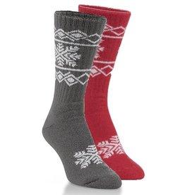 Worlds Softest Women's  Fairisle Socks