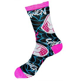 Marvel Spider-Gwen Crew Socks