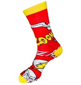 DC Flash Zoom Crew Socks