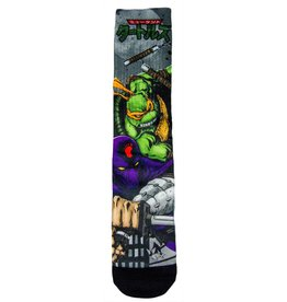 Teenage Mutant Ninja Turtles TMNT Sublimated Crew