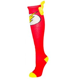 DC Flash W/Wings Knee High