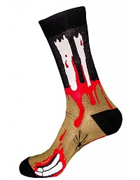 zombie socks for men